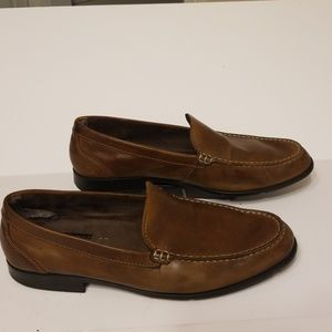 Rockport walkability slip on shoes men's size 15